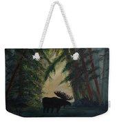 Moose Pond Hideout Weekender Tote Bag