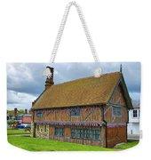 Moot Hall Aldeburgh Weekender Tote Bag