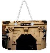 Morbid Entrance. Weekender Tote Bag