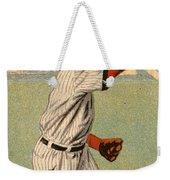 Mordecai Brown (1876-1948) Weekender Tote Bag