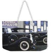 Moretti 04 Weekender Tote Bag