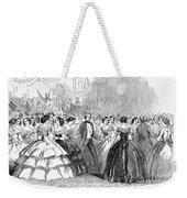 Mormon Ball, 1857 Weekender Tote Bag
