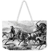 Mormon Family, 1874 Weekender Tote Bag