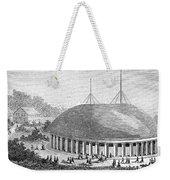 Mormon Tabernacle, 1870 Weekender Tote Bag