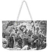 Mormon Wives, 1875 Weekender Tote Bag