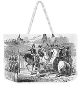 Mormons At Nauvoo, 1840s Weekender Tote Bag