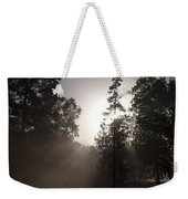 Morning At Valley Forge Weekender Tote Bag