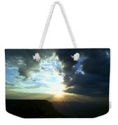 Morning Breaks At The Canyon Weekender Tote Bag