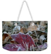 Morning Chill Weekender Tote Bag