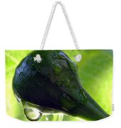 Morning Dew Figs Weekender Tote Bag