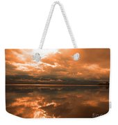 Morning Expressions Weekender Tote Bag
