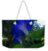Morning Glory 01 Weekender Tote Bag
