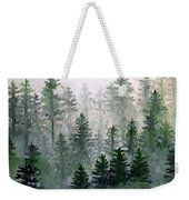 Morning In The Mountains Weekender Tote Bag