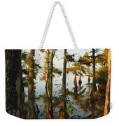 Morning In The Swamps Weekender Tote Bag