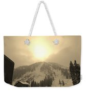 Morning Light Weekender Tote Bag by Michael Cuozzo
