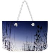 Morning Moonscape Weekender Tote Bag