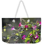 Morning Pink Weekender Tote Bag