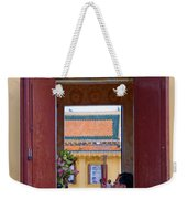Morning Prayers Weekender Tote Bag