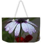 Morning Rain Weekender Tote Bag