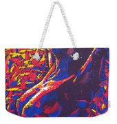 Morning Raise Weekender Tote Bag
