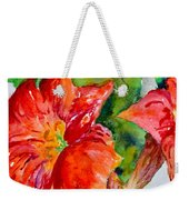 Morning Revelry Weekender Tote Bag