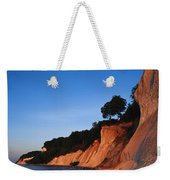 Morning View Of The White Cliffs Weekender Tote Bag