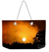 Morning's Mysterious Sunrise Weekender Tote Bag