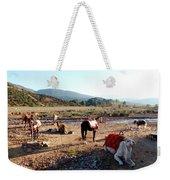 Moroccan Fauna Weekender Tote Bag