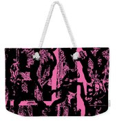 Morph Eruption 2 Weekender Tote Bag