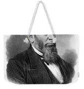 Morrison R. Waite (1816-1888) Weekender Tote Bag