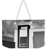 Morrison Window Bw Palm Springs Weekender Tote Bag