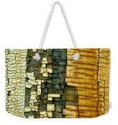 Mosaic Of Time Weekender Tote Bag