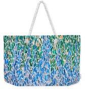 Mosaic Pattern Weekender Tote Bag