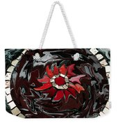 Mosaic Pudding Weekender Tote Bag