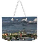 Moscow Kremlin Weekender Tote Bag