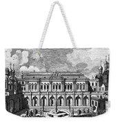 Moscow: Kremlin Palace Weekender Tote Bag