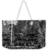 Moscow: Military Parade Weekender Tote Bag