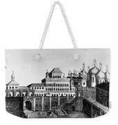 Moscow: Terem Palace Weekender Tote Bag