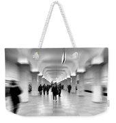 Moscow Underground Weekender Tote Bag