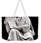 Moses Weekender Tote Bag by Fabrizio Troiani