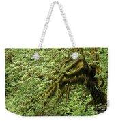 Moss Covered Tree Weekender Tote Bag