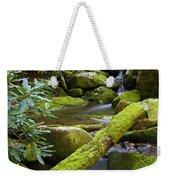 Moss Flourishing Weekender Tote Bag