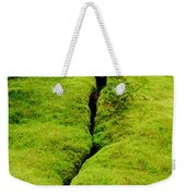 Moss Forest Weekender Tote Bag