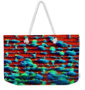 Moss On A Roof Weekender Tote Bag