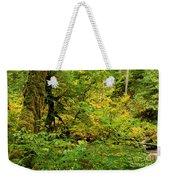 Mossy Rainforest Weekender Tote Bag