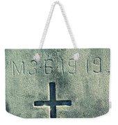 Mossy Tomb Weekender Tote Bag