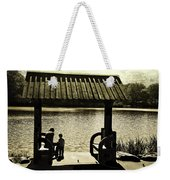 Mother And Child - Special Moment Weekender Tote Bag