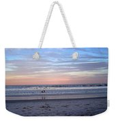 Mother And Daughter Beach Time Weekender Tote Bag
