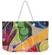 Mother And Matter Weekender Tote Bag