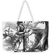 Mother Goose: Bo-peep Weekender Tote Bag